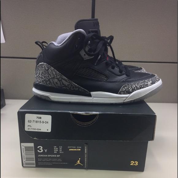 online retailer 2ccb3 9e5b9 Kids Jordan Spizike size 3Y (BOYS)